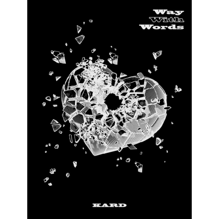 card (KARD)-WAY WITH WORDS [single 1st album]