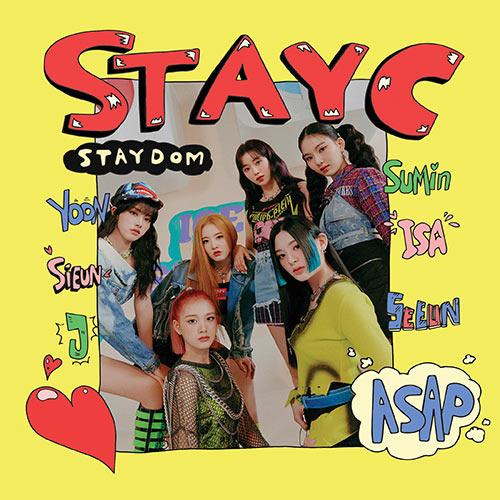 STAYC-single2 album [STAYDOM]